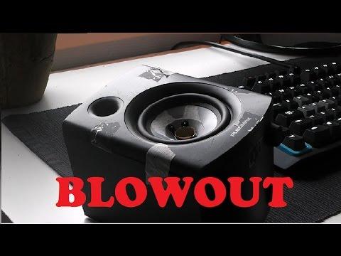 Computer Speaker Blowout!