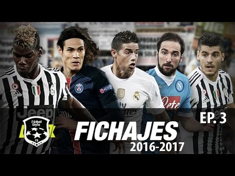 Fichajes Confirmados l 2016-2017 l Ep.3 #1