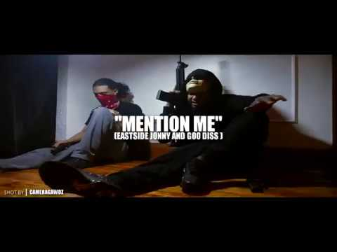Jay Cash ''MENTION ME'' (Eastside Jonny and Goo DISS) SHOT BY CAMERAGAWDZ