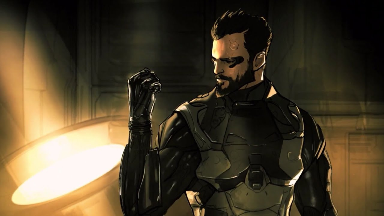 Deus Ex 15th Anniversary – Animated Trailer