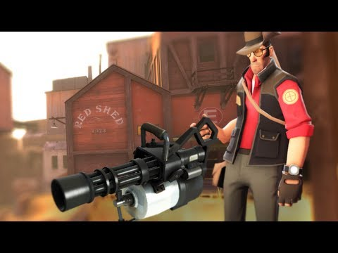 TF2 RANDOMISER - Part 1: A Spy Too Heavy