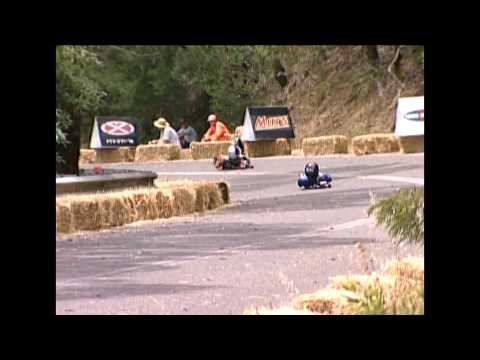 World Extreme Games 2000 - Street Luge - Part 1 - Duel Quarterfinals