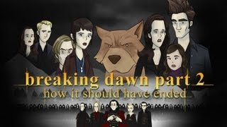 How Twilight: Breaking Dawn - Part 2 Should Have Ended