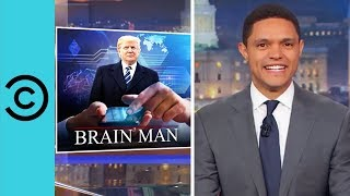 Is President Trump Losing His Mind?   The Daily Show