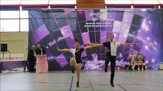Jessica Chudziak & Manuel Faßler - Saar Kings Cup 2018