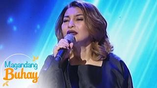 Magandang Buhay Lani Sings 34 Bukas Na Lang Kita Mamahalin 34