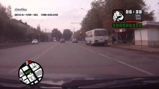 GTA in Russia | ГТА в Кирове