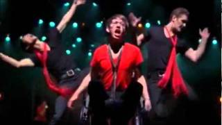 Watch Glee Cast Moves Like Jagger video