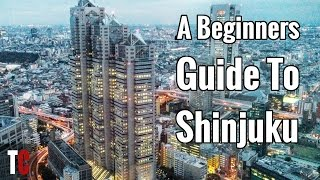 Shinjuku Travel Guide For Beginners