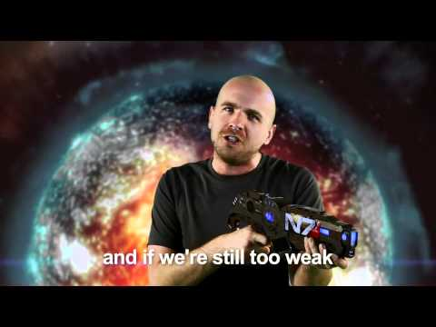 'Mass Effect 3' Ending FAIL (The Wanted Parody) - Terence Jay Music