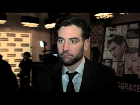 DISGRACED on Broadway: Josh Radnor on Ayad Akhtar and