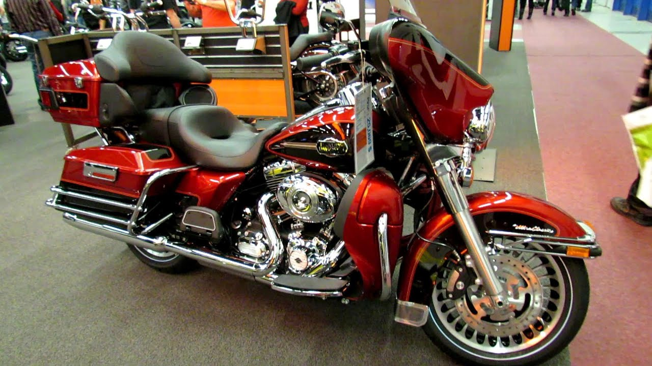 Harley Davidson Show Montreal