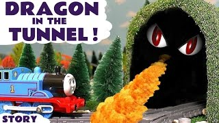 Thomas and Friends Toy Trains Dragon Game with Fireman Sam - Train Toys for kids and children TT4U