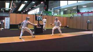 Fecht-WM Paris 2010, Da 96/64, Kothny vs Yildirim.wmv
