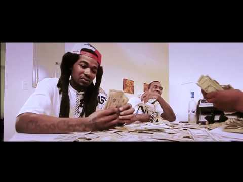 Koly P & Dirty 1000 Feat. Choo Choo - What I Grind For [Unsigned Hype]