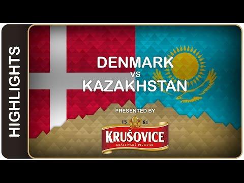 Danish hopes intact   Denmark-Kazakhstan HL   #IIHFWorlds 2016