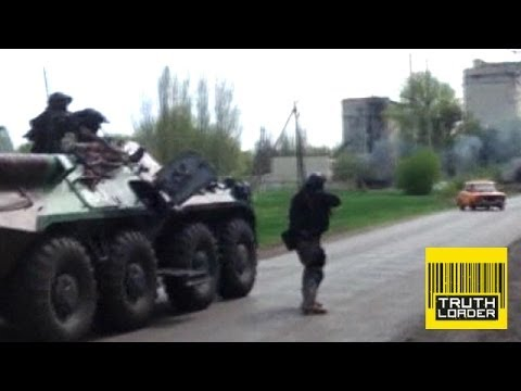 Ukraine armed forces kill