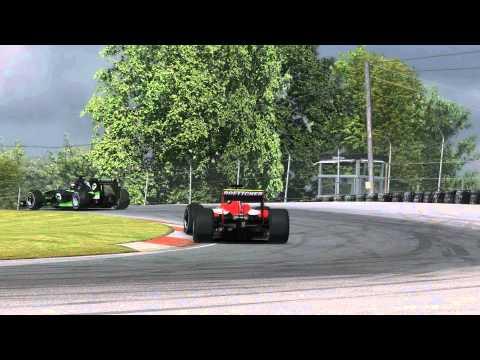 2012 iRacing World Championship Grand Prix Series Season Recap