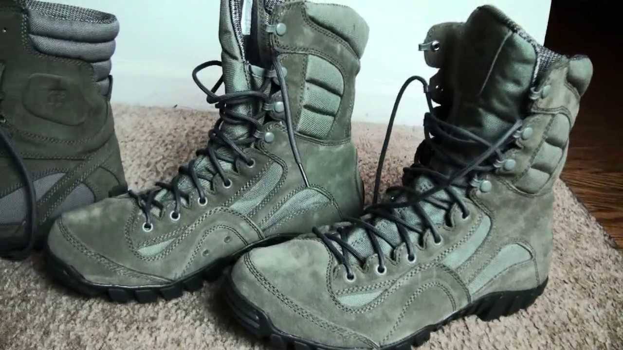 Belleville Khyber Hybrid Boot Review - The Blog of the ...