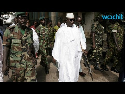 Gambia President Returns Home After Reports of Coup Attempt