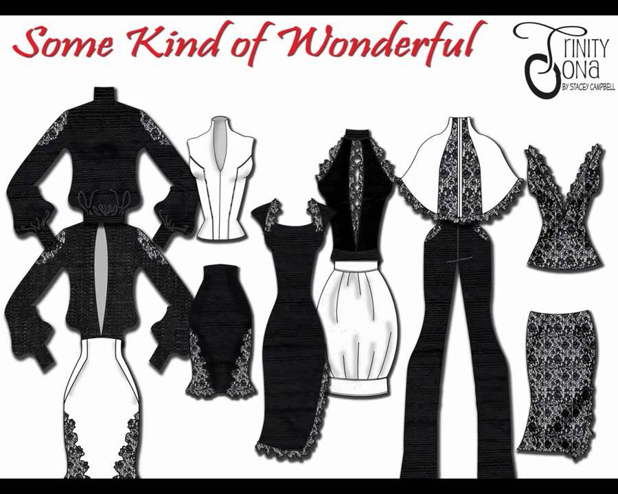 Fashion Design Concept Examples