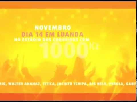 Show Unitel Angola Somos Mais - Luanda