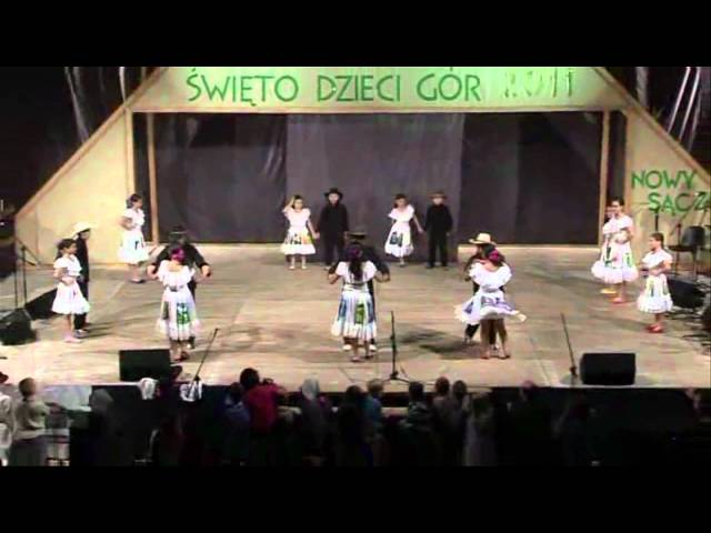 Danzas Temerí-Joropo-Polonia 2011