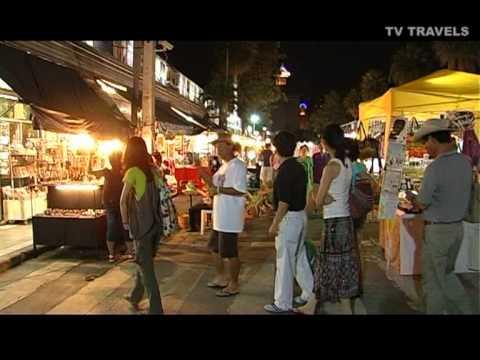 BANGKOK — Nocny Bazar / Night Bazaar