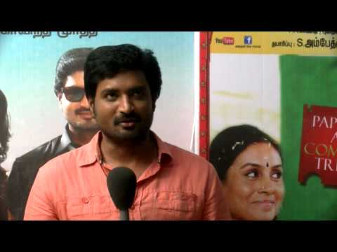 Vijaytv Saravanan Meenatchi Senthil Talks About His Real Marriage With Meenatchi (sreeja)-redpix24x7 video