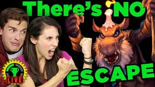 KIDNAPPED by Blizzard! | The Hearthstone Escape Room (Kobolds & Catacombs)