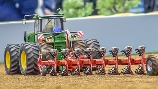 RC tractor compilation by Hof Mohr! Nice R/C tractors in 1:32 scale!