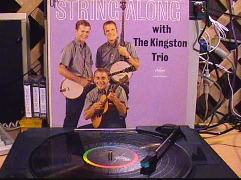 Kingston Trio - Tattooed Lady