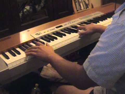 Throw Back the Little Ones - Steely Dan - Piano