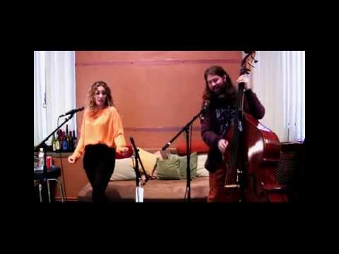"Casey Abrams and Haley Reinhart ""Hit the Road Jack"" 2.0"