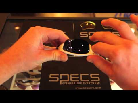How To Change Oakley Flak Jacket Lens by Specs Eyewear