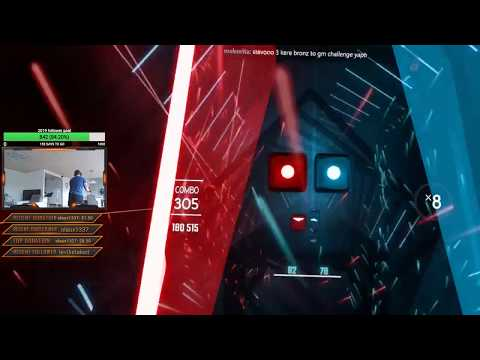Avicii - Without you (Beat Saber/Valve Index FC 100% clear HARD)