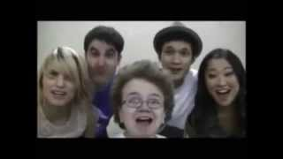 Glee Cast Tribute - But if you close your eyes, does it almost feel like nothing changed at all?