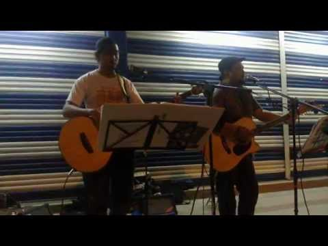 New cover - MUNAJAT CINTA - THE ROCK -  by AD&TW