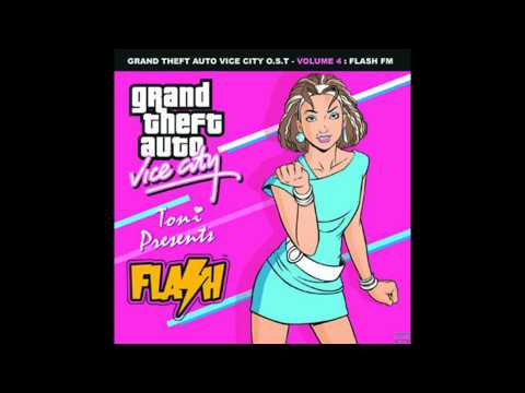 Flash FM - GTA vice city radio station all songs