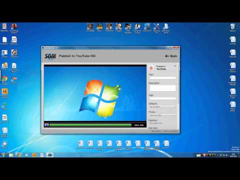 Видео как снимать видео экрана компьютера