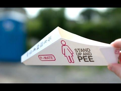 P-Mate - Female Urination Device
