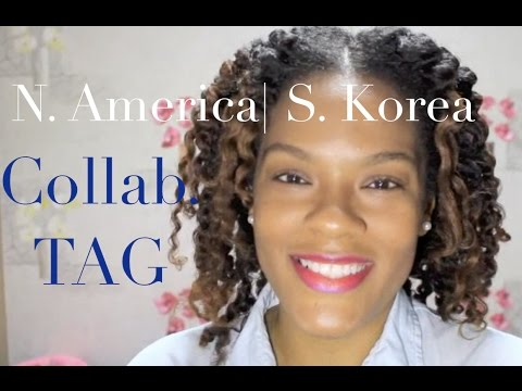 N. America - S. Korea Collab Tag w/ CosmoPink21 [Day 5]