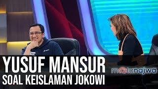 Berburu Suara Penentu: Yusuf Mansur Soal Keislaman Jokowi (Part 1) | Mata Najwa