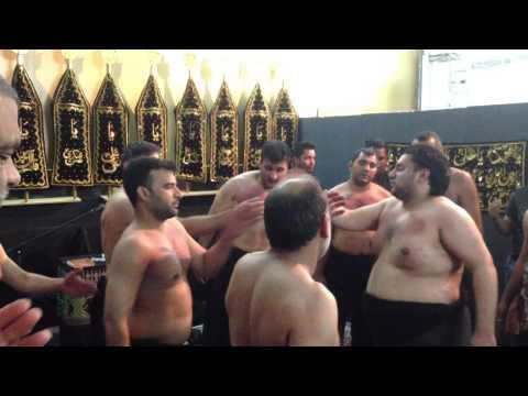 Kufe choun Aan ke 15 Rajab Bonn Germany Part 2