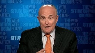 Giuliani, CNN anchor argue about classified documents