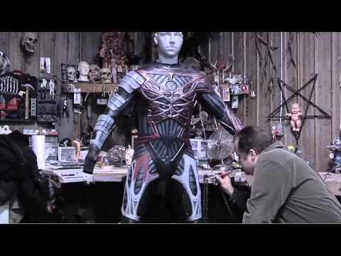 Robert Kurtzman s Creature Corps #41: RA.ONE Super Hero Suits Part 2