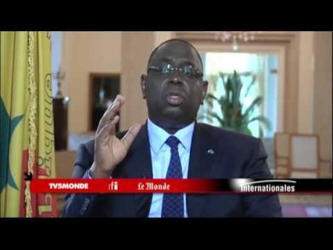 Macky Sall sur TV5MONDE : La détention de Karim Wade n'est pas
