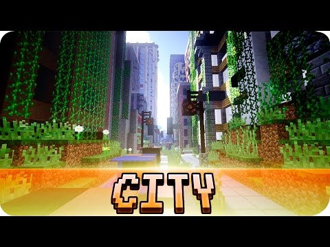 PostApocalyptic MCbriframe TitleYouTube Video Player Width - Minecraft last of us map