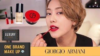 GIORGIO ARMANI One Brand Makeup   SSIN