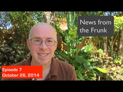 News from the Frunk Episode 7 - Model X Delay, Model S Price reductions